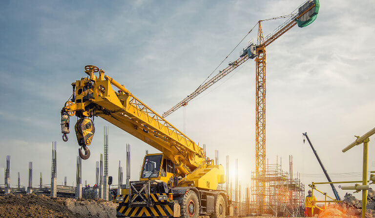 Cranes And The World Of Telematics: What You're Missing