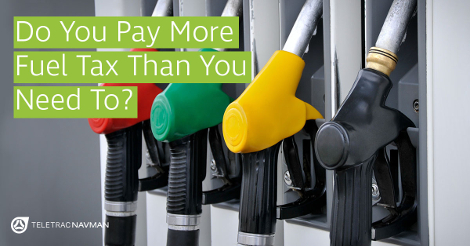 Do You Pay More Fuel Tax Than You Need To