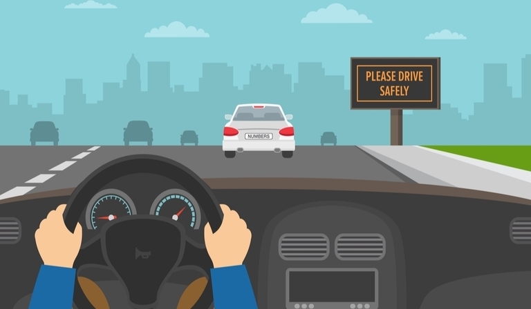 National Road Safety Week might be over – but your commitment to safety shouldn't be